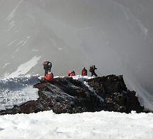 Climbers by jchadwick