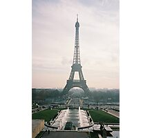 Paris In The Spring   Photographic Print