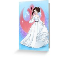 The new Princess Greeting Card