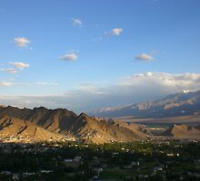 Sunset - Leh (India) by jchadwick