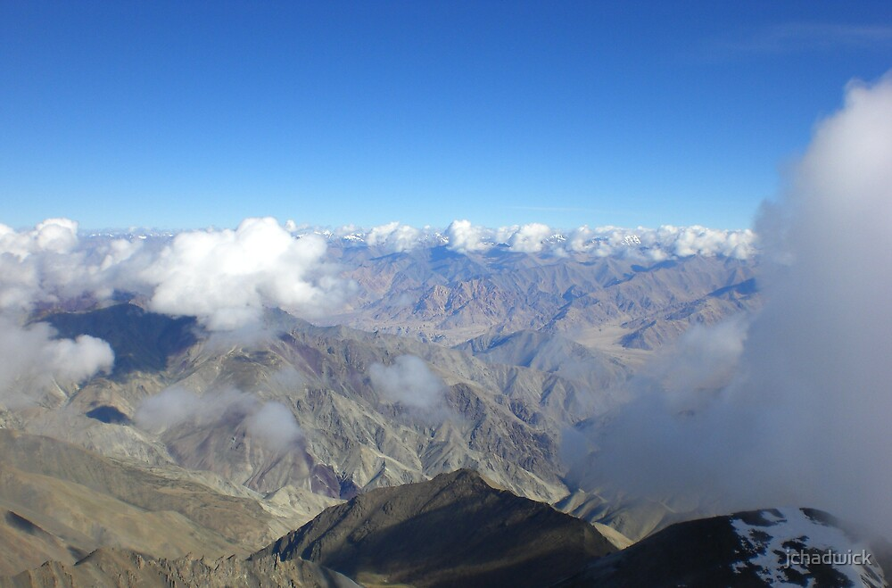 Himalayas by jchadwick