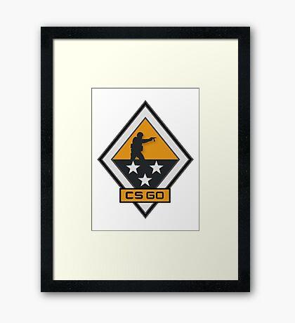 CS:GO - The Arms Deal 3 Framed Print