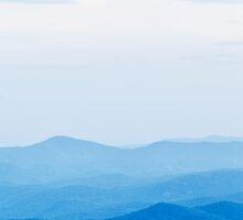 Blue Ridge Mountains by Kevin Hayden Paris