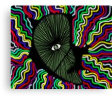 Magical Specture Canvas Print