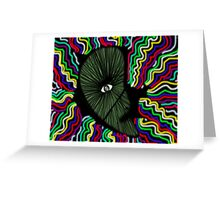 Magical Specture Greeting Card