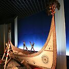 Boat by Lindsay Davenport
