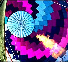 Inside the Balloon by Andy Coleman