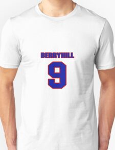 National baseball player Damon Berryhill jersey 9 T-Shirt