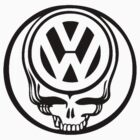 VW Dead Head black by Tony  Bazidlo