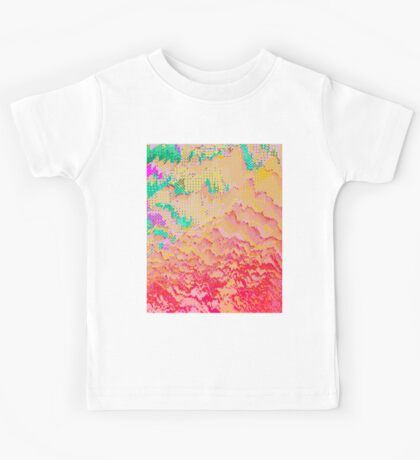 Colorful Pattern IV Kids Tee