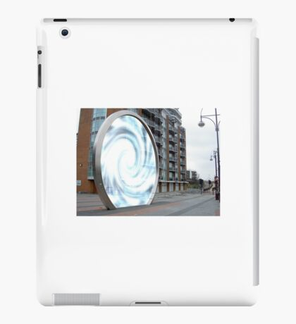 teleportation iPad Case/Skin