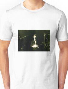 Mark Twain and Nikola Tesla Unisex T-Shirt