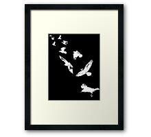 Wings of Light Framed Print