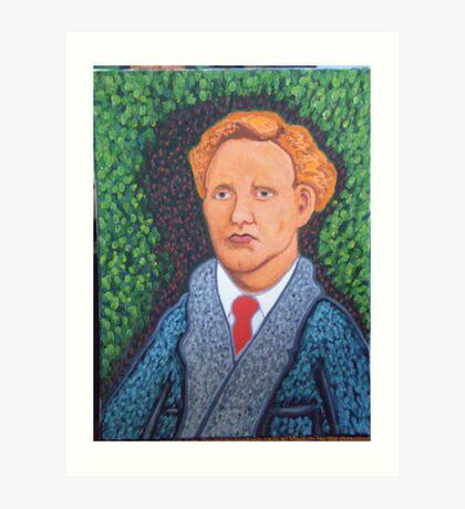 young vincent Art Print