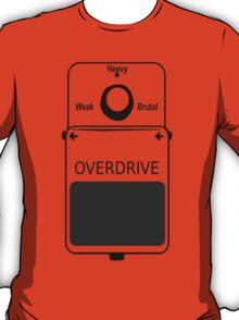 Guitar Stompbox Overdrive Brutal T-Shirt