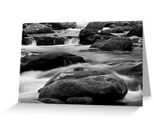 Overcoming Obstacles Greeting Card