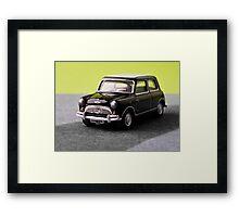 widdle mini Framed Print