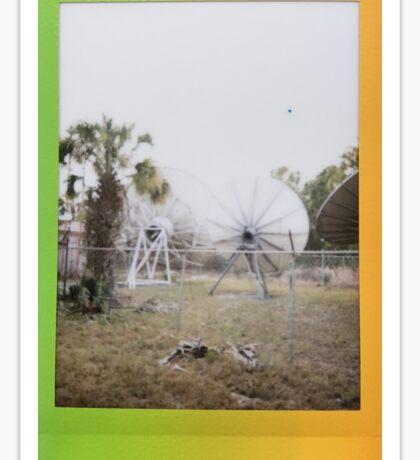 Polaroid Num. 2 Sticker