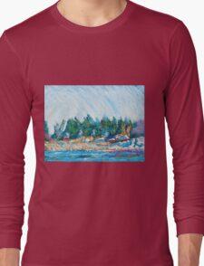 Portsmouth Long Sleeve T-Shirt