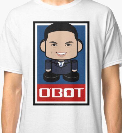 Trevor Noah Politico'bot Toy Robot 2.0 Classic T-Shirt