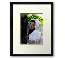 The Big Day Framed Print