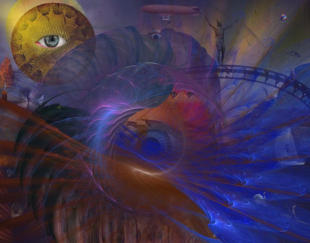 Eye in the Sky by dduhaime55
