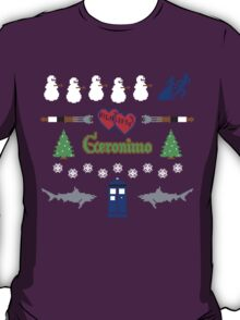 Ugly Christmas Sweater Special T-Shirt