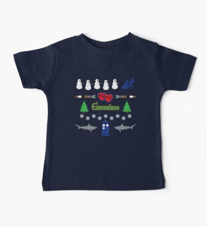 Ugly Christmas Sweater Special Baby Tee