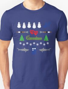Ugly Christmas Sweater Special Unisex T-Shirt