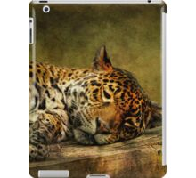 Wake Up, Sleepyhead!! iPad Case/Skin