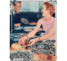 THE HUMANS ARE READY EAT iPad Case/Skin