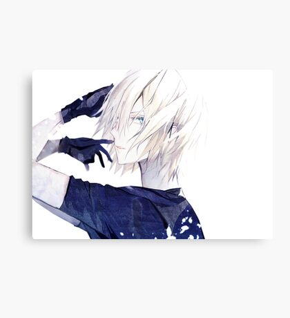 yuri on ice Canvas Print