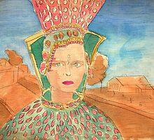Lady in the Street by El Rey
