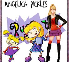 Isaiah Stephens - Angelica Pickles by NDewert