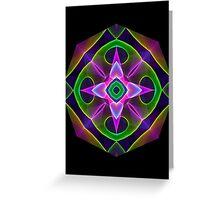 Mandala Mysticism Greeting Card