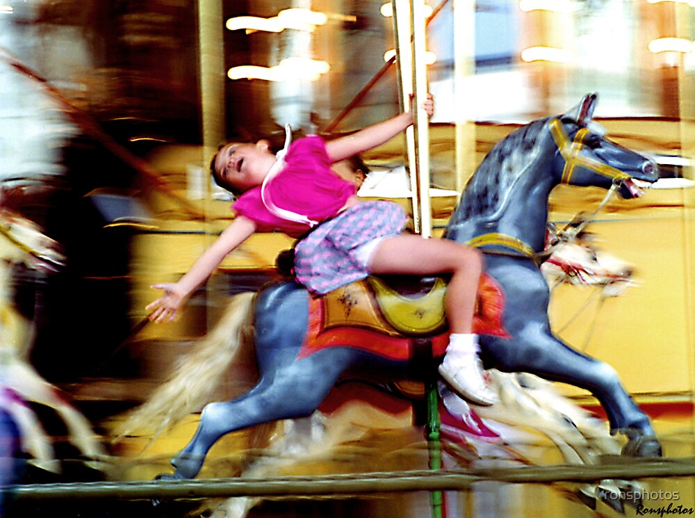 Merry-go-round by ronsphotos