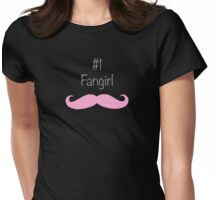 #1 Markiplier Fangirl Womens Fitted T-Shirt