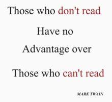 Literacy by mwfoster