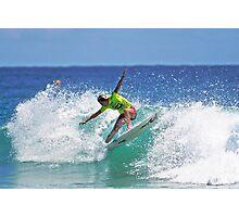 Roxy Pro Surfer Photographic Print