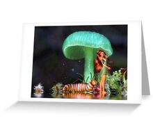 Elven Magic - Rose & Steve Axford Greeting Card