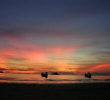 Koh Tao 2 by David Spencer
