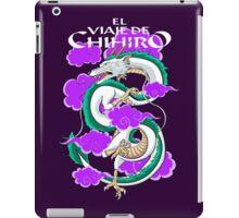 El Viaje de Chihiro Haku iPad Case/Skin