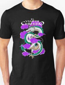 El Viaje de Chihiro Haku T-Shirt