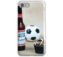 Prioritise: Cupcake, Beer, Football? iPhone Case/Skin