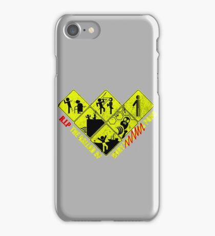 Deaths of Rory Pond iPhone Case/Skin