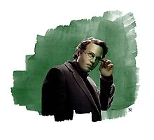 Bruce Banner Photographic Print