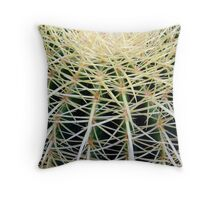 Thorny Issue Throw Pillow