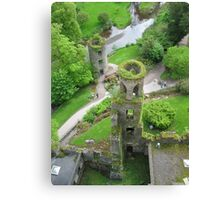 View from Blarney Castle Canvas Print
