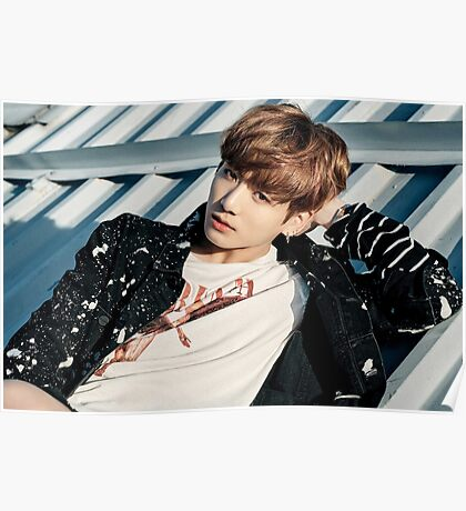 BTS - You Never Walk Alone (ft. Jungkook) Poster