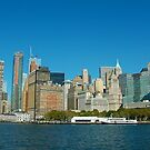 New York City by Holly Werner